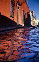 Meksikas, gatvė