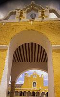 Meksikas, Izamalio vienuolynas