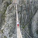 Ilgiausias kabantis tiltas Europoje