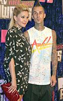 Travis Barker ir Shanna Moakle