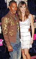Jennifer Garner ir Jamie Foxx