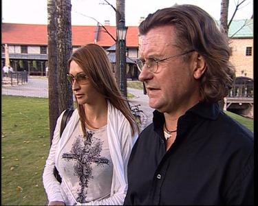 Antanas Bosas ir Daina Randers