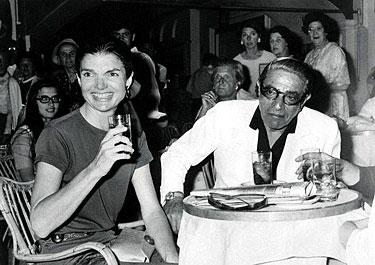 Jacqueline su vyru Asistotle Onassiu
