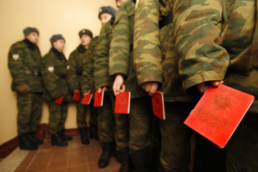 Rusijos kareiviai