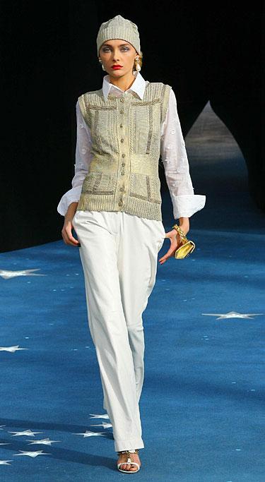 Chanel modelis