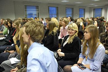 Didžiojoje Britanijoje studijuojantys lietuviai