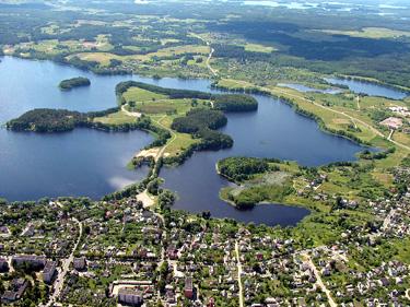 Zaraso ežero sala