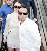 Britney Spears ir Adnanas Ghalibas