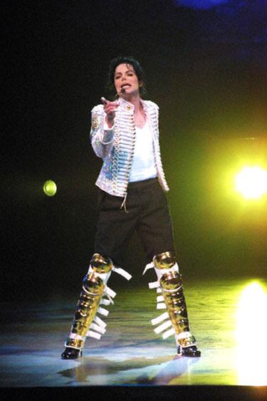 Michaelas Jacksonas  (2001 m.)