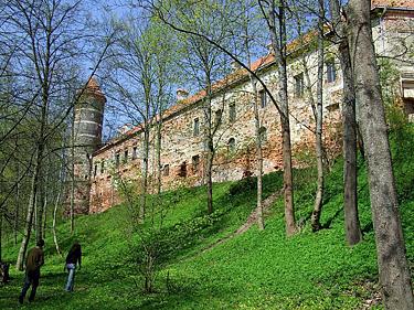 Vytėnų pilis, Panemunės pilys