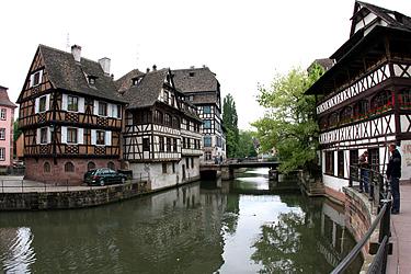 """Strasbūras, """"La petite France"""""""