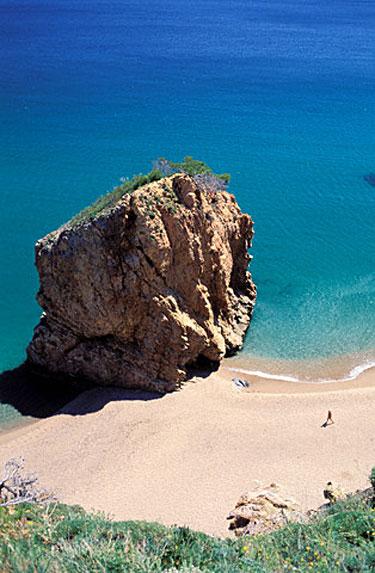 Viduržemio jūra, Ispanija