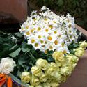 Edgaro Montvido gimtadieninės gėlės
