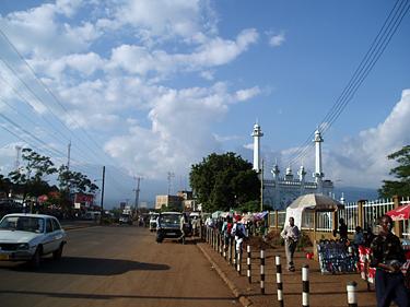 Kopimas į Kilimandžarą, Machame_1