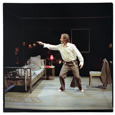 """Spektaklis """"Ateik"""". Oslo nacionalinis teatras"""