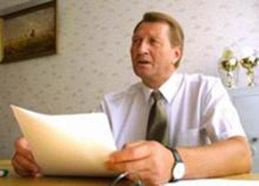 Лидер Белорусского конгресса демократических профсоюзов Александр Ярошук
