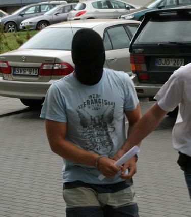Įtariamasis JAV piliečio pagrobimo byloje