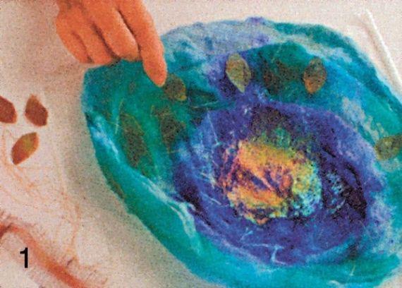"""Šilkinė """"keramika"""""""