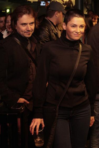 Agnė Jagelavičiūtė ir Oskaras Koršunovas
