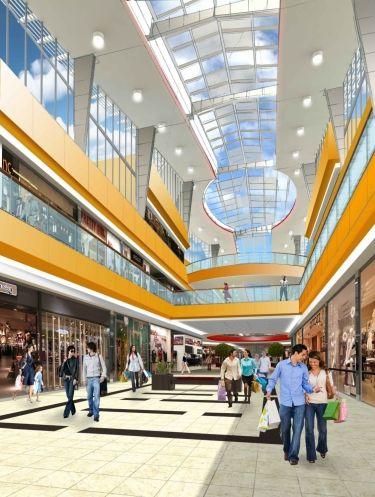 Vilniuje kyla dar vienas prekybos centras