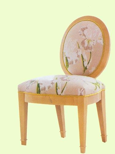 Stilizuota kėdė