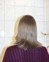 Vaida su nauja šukuosena