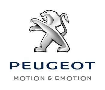 Naujas Peugeot logotipas