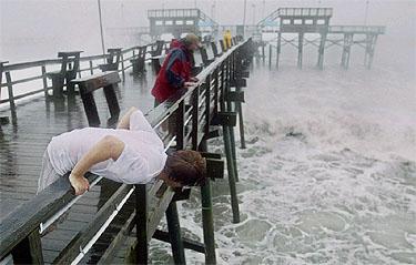 """Uraganas """"Isabel"""""""