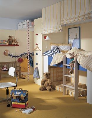 Idėjos vaikų kambariui_2