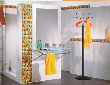 """Keramikinių plytelių kolekcija """"Merlin Monro"""""""