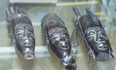 Kaukės iš Senegalo
