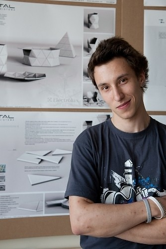 Denis Orlenok. Crystal Polifunkcinė sistema