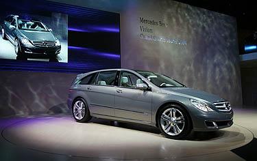 """Vision Grand Sports Tourer"", ""Mercedes-Benz"""