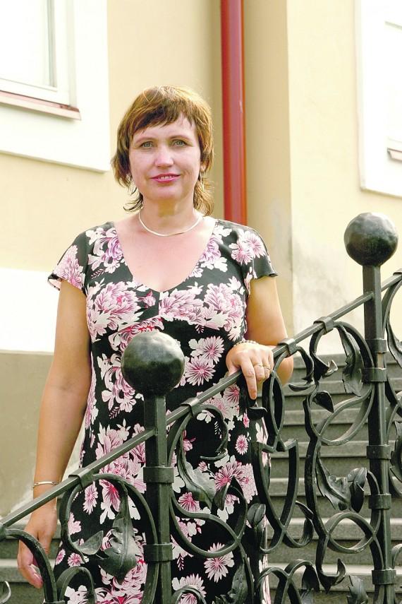 Kelmės krašto muziejaus direktorė Danutė Žalpienė