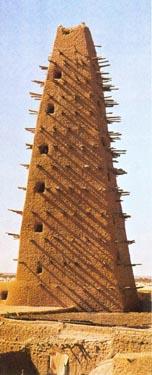 Mečetė Agade,  Afrika