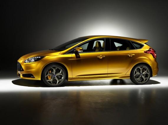 Ford Focus ST koncepcija