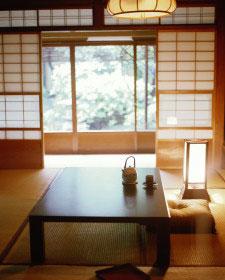 Japoniškas interjeras