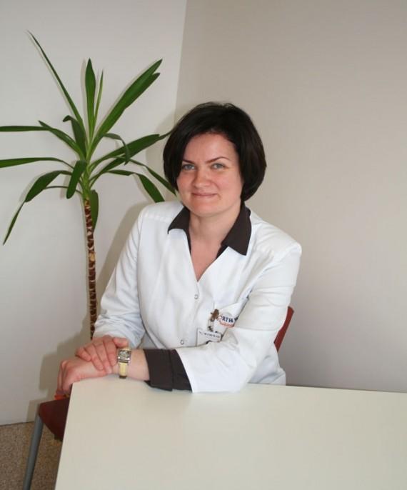 Ginekologė Lina Rudaitienė