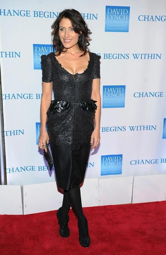 Aktorė Lisa Edelstein