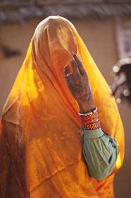 Indė moteris
