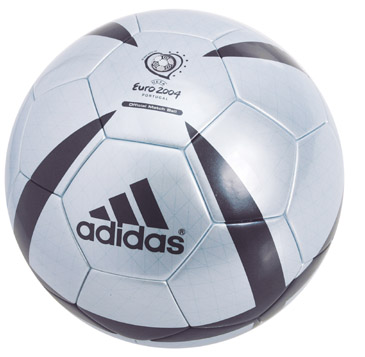"""Oficialus """"Euro 2004"""" kamuolys"""