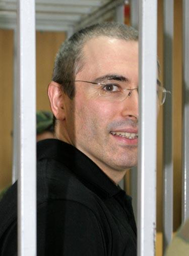 Michailas Chodorkovskis nepraranda optimizmo