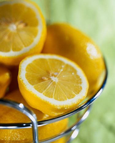 Vaisiai, citrinos