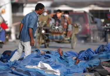 Indonezija labiausiai nukentėjo nuo cunamio