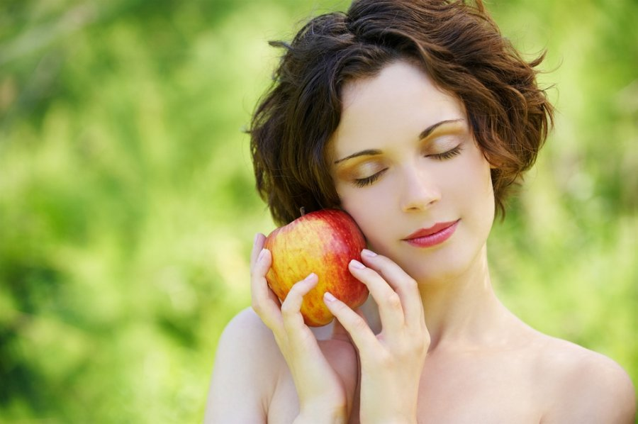 Тест по яблоку
