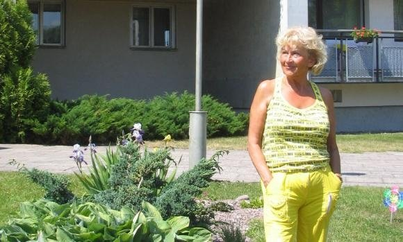 Janina Vaizgielienė. G.Meškelienės nuotr.