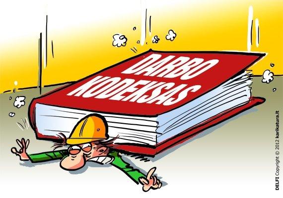 Darbo kodekso keitimas: ar darbdaviai sutiktų atsidurti darbuotojų vietoje?