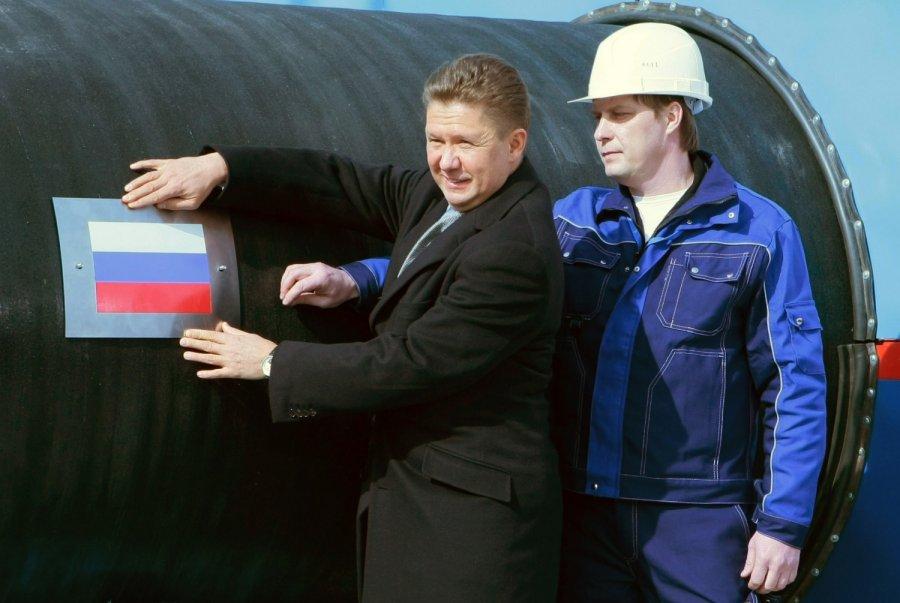 Ставицкий объявил, что «Северный поток-2» более выгоден Германии