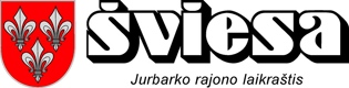 """Jurbarko rajono laikraštis """"Šviesa"""""""