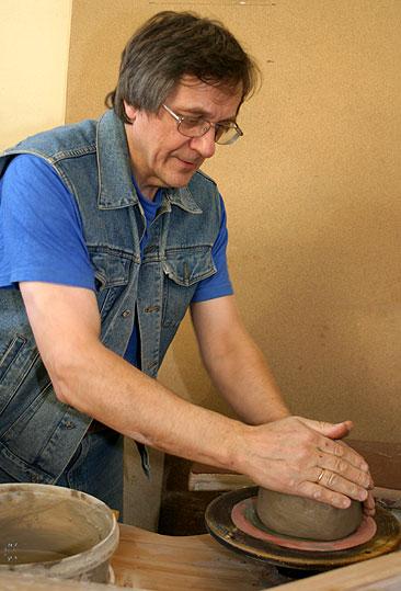 Keramikas Gvidas Raudonius